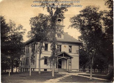 Gould Academy, Bethel, ca. 1903