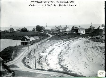 Fortunes Rocks, ca. 1910
