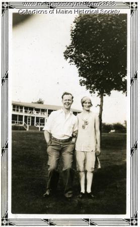 Merle Wadleigh, Hebron, 1929