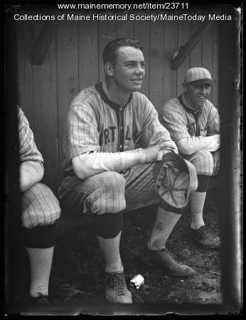 Bill Feaster, Portland, 1925