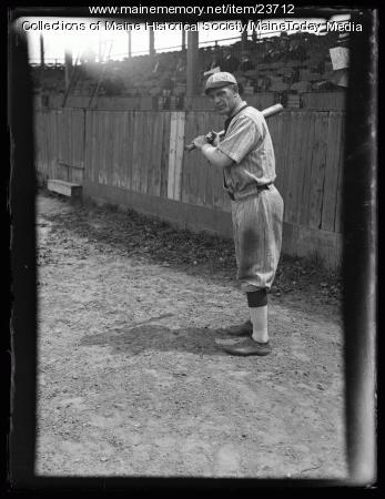 Bernard Kuhn, Portland Green Sox player, 1925
