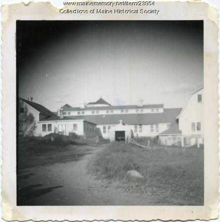 Valley Farm, Pownal State School, ca. 1945