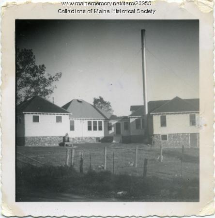 Valley Farm, New Gloucester, ca. 1945