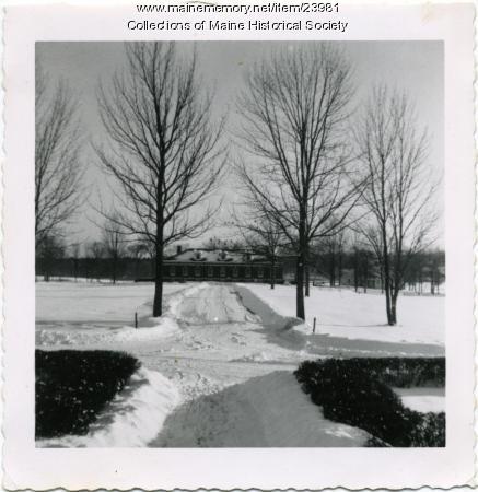 Pownal State School, ca. 1950