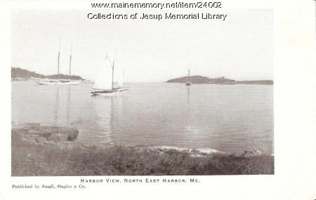 Northeast Harbor, ca. 1930