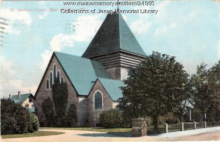 St. Saviour's Church, Bar Harbor, 1917