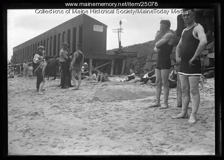 East end swimmers, Portland, 1922