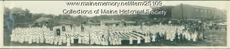 Ku Klux Klan field day, Portland, 1926