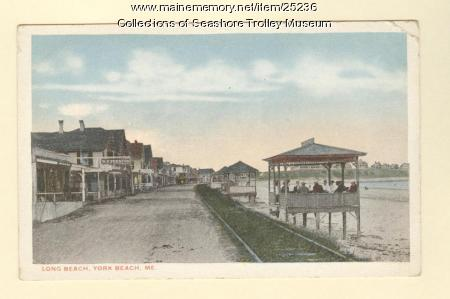 Long Beach, York, ca. 1920