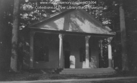 Porter Memorial Hall, Ocean Park, ca. 1905