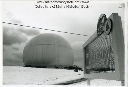Earth Station, Andover, 1962