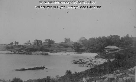 Cushing's Island, Casco Bay, 1887