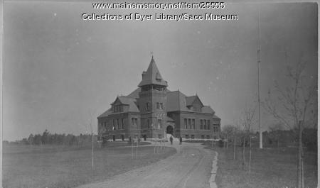 Thornton Academy, Saco, ca. 1900