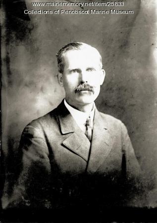 R. Herman Cassens, Belfast, ca. 1920