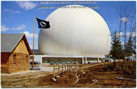 Andover Earth Station, ca. 1962