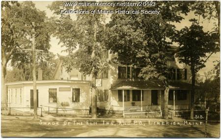 Shade of the Elm Inn, Limerick, ca. 1928
