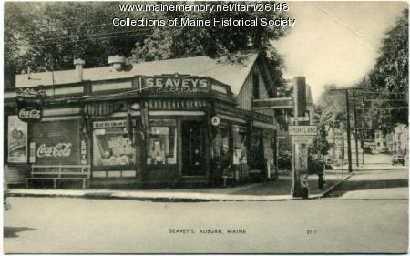Seavey's Ice Cream, Auburn, ca. 1940