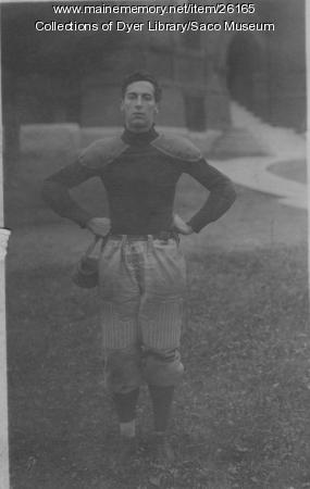 Nathaniel Mitchell, Saco, 1923