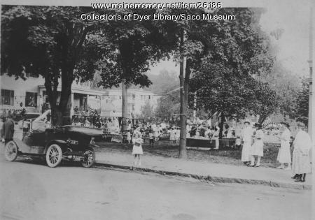 May Day Celebration, 1916