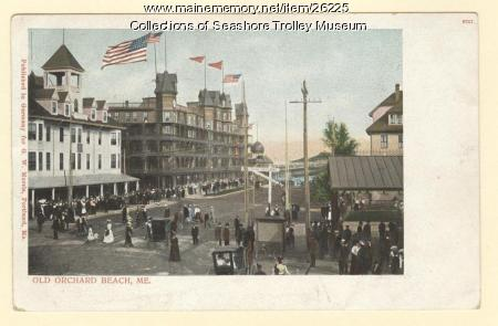 Old Orchard Beach, ca. 1905