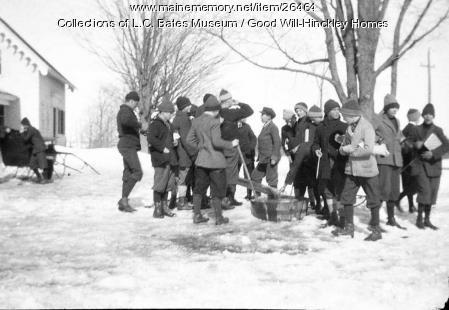 Good Will boys, Fairfield, ca. 1915