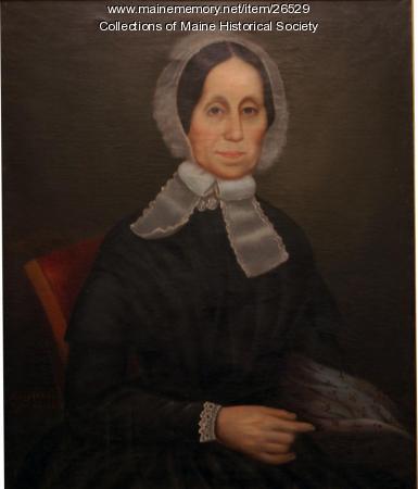 Mary Ham, 1852
