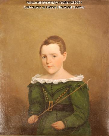 Samuel Butler Stevens, ca. 1835