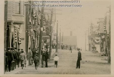 Centennial Celebration, Lubec, 1911