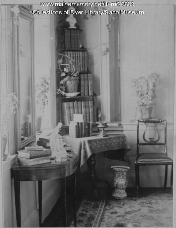 McArthur House parlor, Saco, ca. 1895