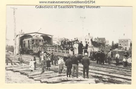 Aroostook Valley R.R., Presque Isle, ca. 1939