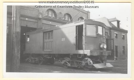 Car #20, Portland, 1937