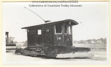 Plow #16, Portland, 1937