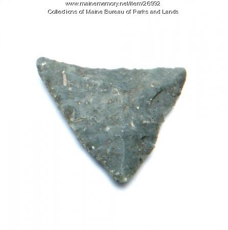 Native American Projectile Point