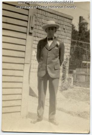 Raymond Kerr, Portland, 1926