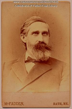 James C. Ledyard, Bath, ca. 1874