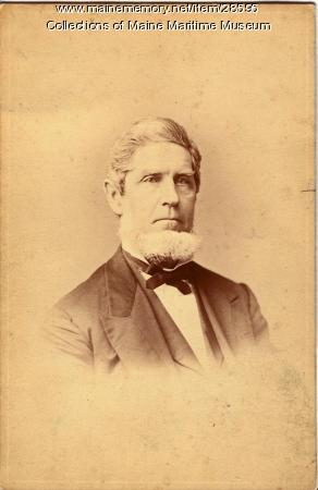 Charles Davenport of Bath, ca.1885