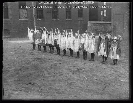 Children's Good Health Parade, Portland, 1924