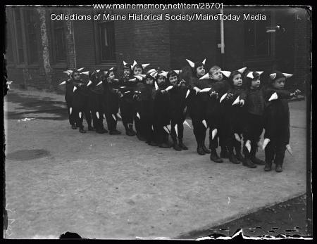 Portland Good Health Parade, 1924