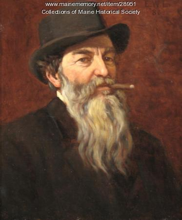 Alexander Longfellow, Portland, 1880