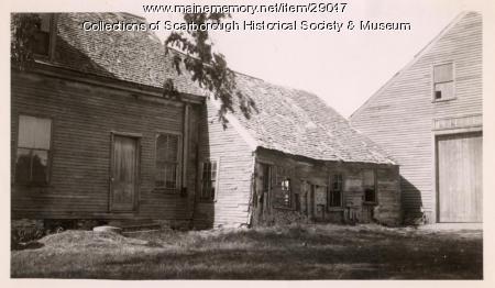 Richard King House, Dunstan Landing, Scarborough, ca. 1930