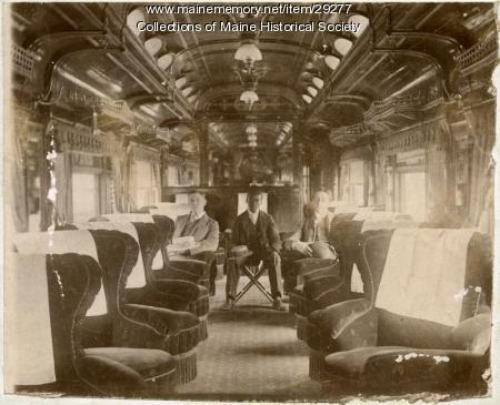 Conductors, porter, Greenville, 1901