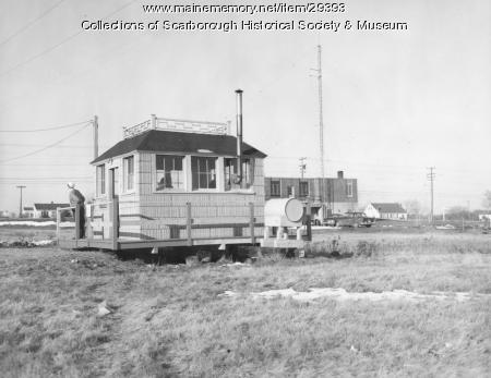 Dunstan Observation Post, Scarborough, ca. 1950