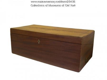 Portable Desk, York, ca. 1810