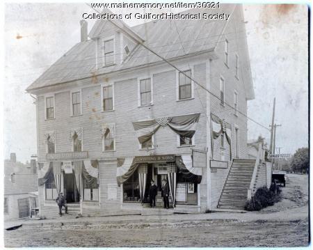 Guilford Register Building, 1916