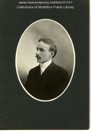 Algernon S. Dyer, Biddeford, 1900