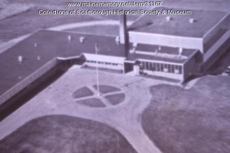 F.H.B. Heald School, Scarborough, ca. 1958
