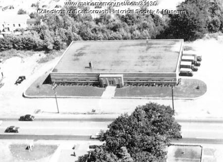 Maine Egg Producers, Scarborough, ca. 1960