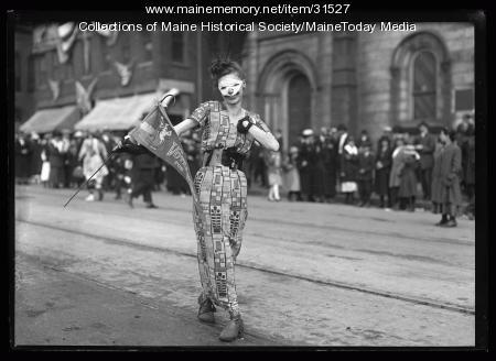 Votes for Women, Maine Centennial Parade, 1920