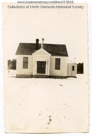 Walnut Hill School, North Yarmouth, 1935