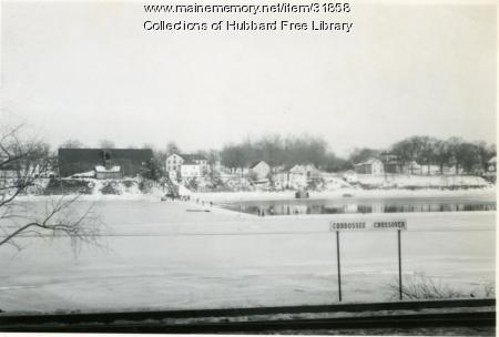 Talbot's Ice House, Chelsea, 1949